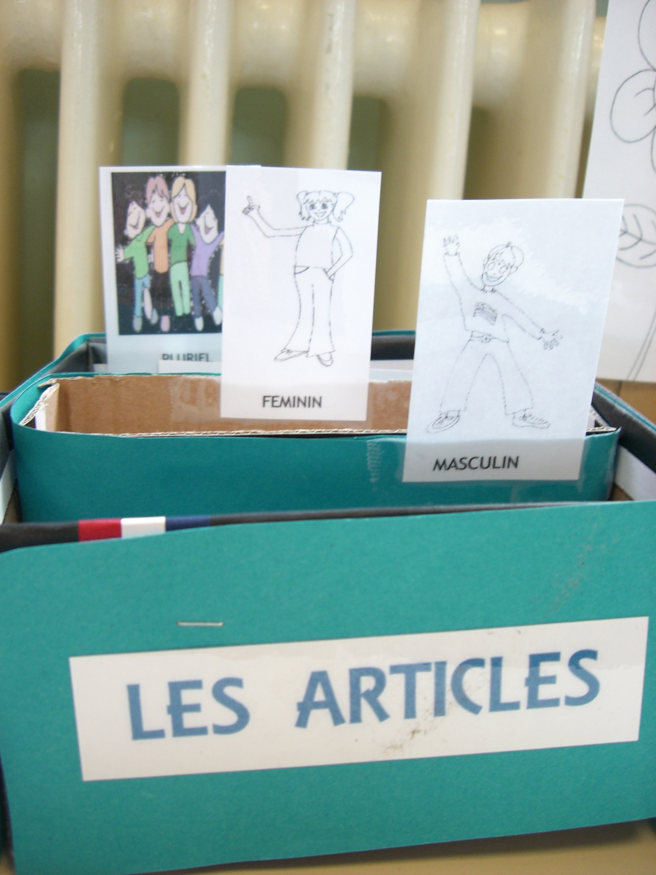 Photo illustrant : Les articles